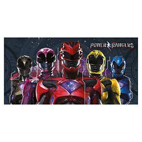 Power Rangers Movie Towel, Multicolour -
