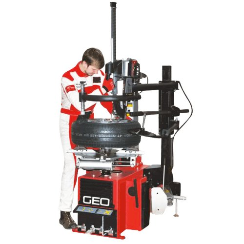 GEO Pro Fully Automatic Tyre Changer with Side Assist Arm