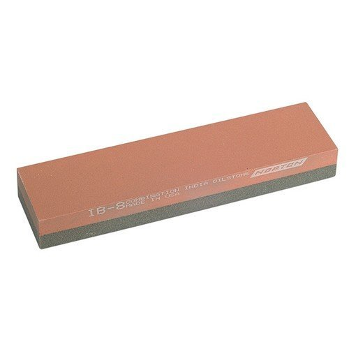 India 61463625078 IB8 Bench Stone 204mm x 50mm x 25mm - Combination