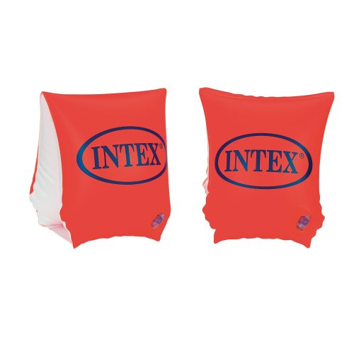 Intex 58642NP - Deluxe Swimming Arm Bands age 3 - 6, 23 x 15 cm