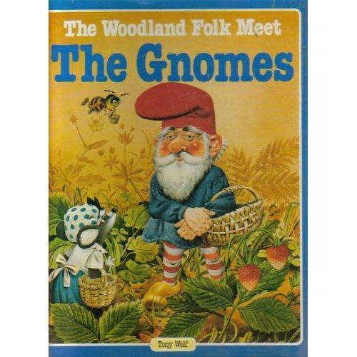 Woodland Folk Meet the Gnomes