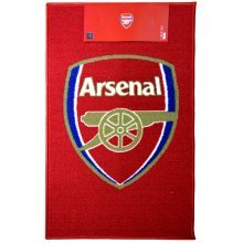 Arsenal Printed Crest Rug - Fc New Official Football Floor -  arsenal rug fc new official football floor