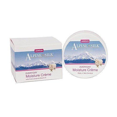 Alpine Silk New Zealand Lanolin Cream 100 gr 3 52 oz