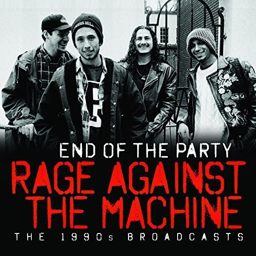 Rage Against The Machine - End Of The Party [CD]