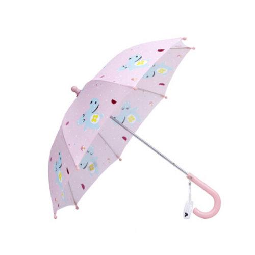 Rainy Sunny Day Umbrella Childrens /Bright colors Kids Umbrella,?0-5years),hippo