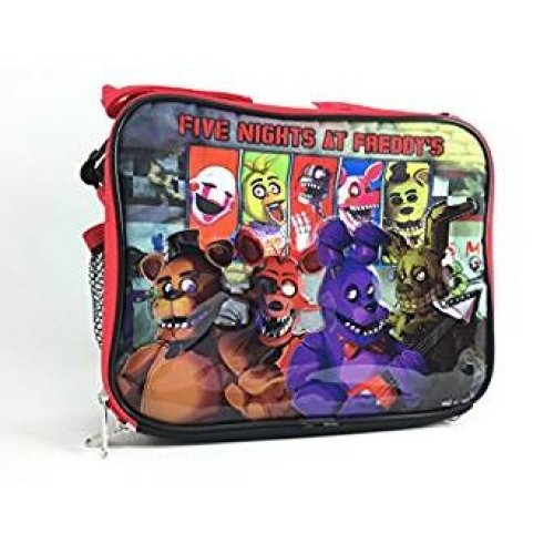 Lunch Bag - Five Nights at Freddy's - Team Group New 165288-2