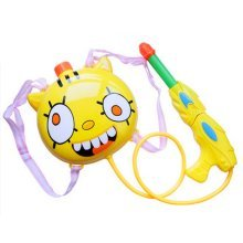 Children's Water Bauble Play Water Beach Toys,Small Yellow Cat