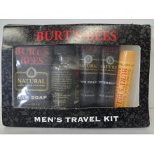 Burt's Bees Men's Travel Kit [Health and Beauty]