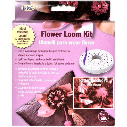 LoRan Flower Loom Kit-