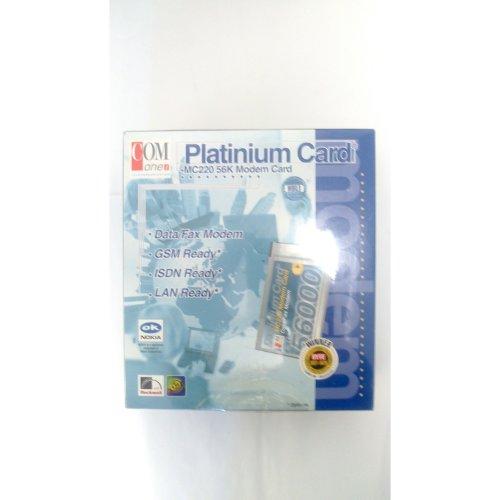 Other Com One Platinium Card MC220 56K Modem Card