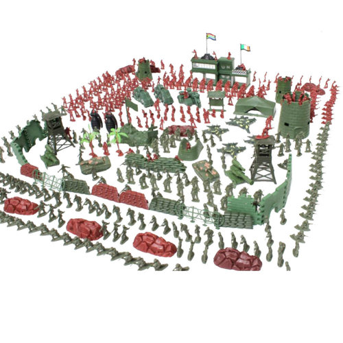 Toy Gifts Toy Soldiers/Cars/Trucks /Tractors/Toy Guns Models -500 PCS