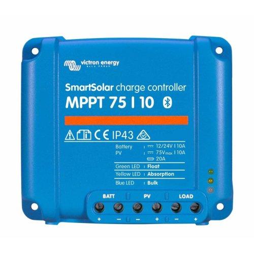 MPPT Solar Charge controller 12V/24V Victron Energy 75/10