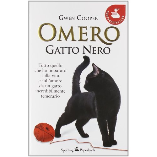 Omero Gatto Nero On Onbuy