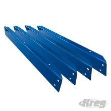 "Kreg Universal Bench Rails Set 4pce Kbs1010 508mm (20"")"