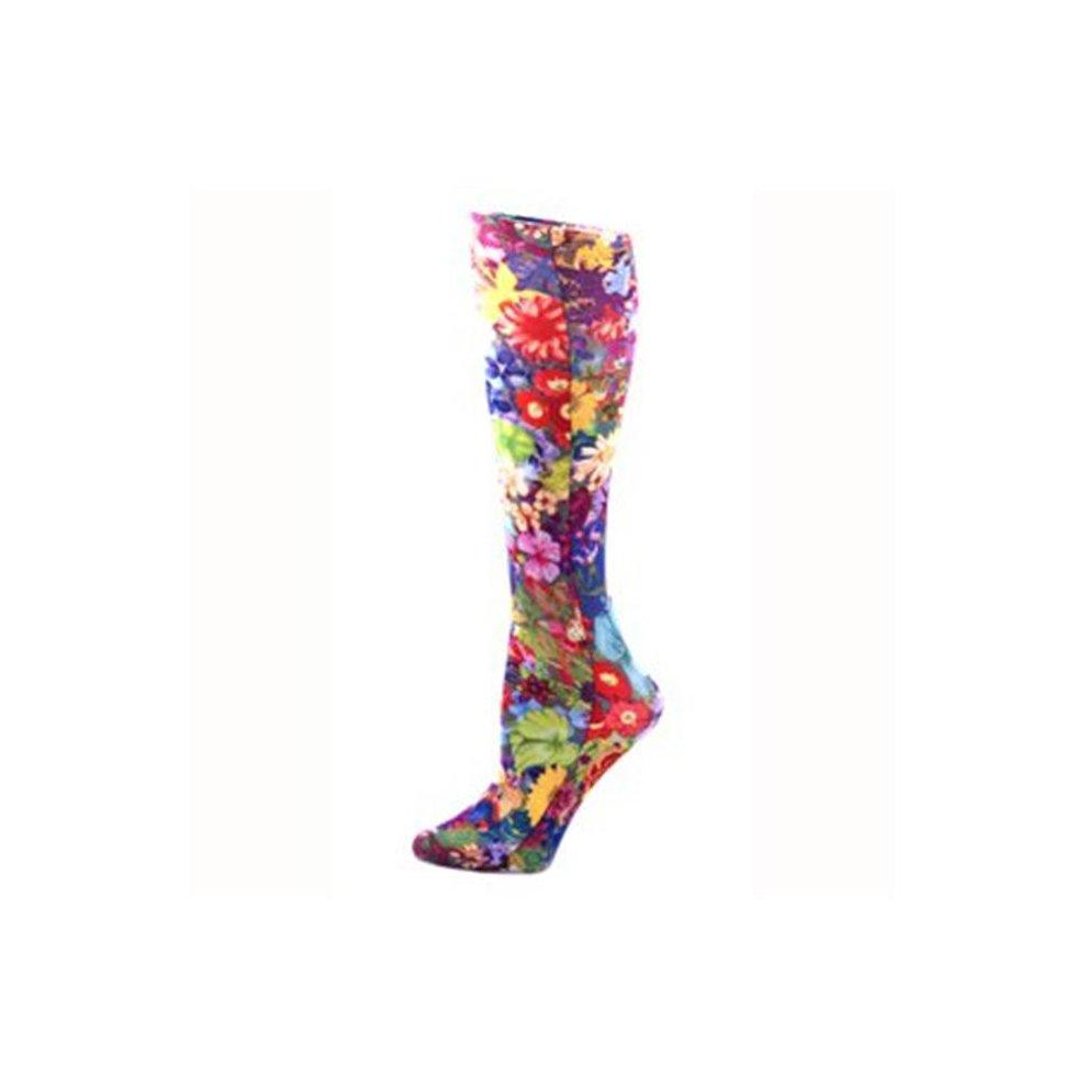 1f2686ef42 UPC 844857009294. Celeste Stein CMPS2 15-20 mmHg Bouquet Therapeutic  Compression Sock