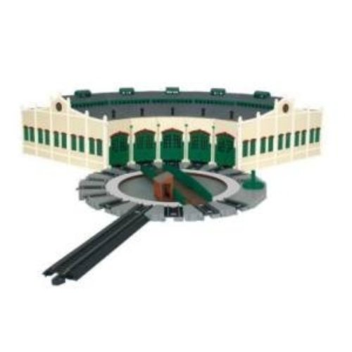 Bachmann Trains Thomas And Friends - Tidmouth Sheds With Manually Operated Turntable