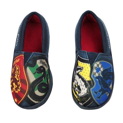 Harry Potter Boys Haruj Slip-On Full-Back Slippers