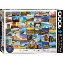 Eg60000753 - Eurographics Puzzle 1000 Pc - Globetrotter Australia