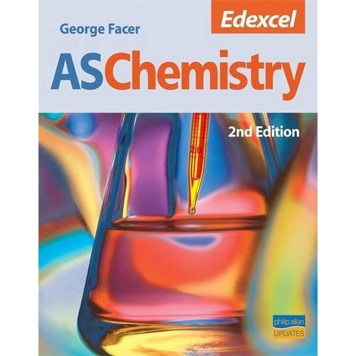 Edexcel AS Chemistry Textbook 2nd Edition