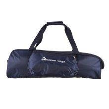 "Durable Versatile Yoga Mat Bag Accommodates Mats of up to 24"" x 72"", Royalblue"