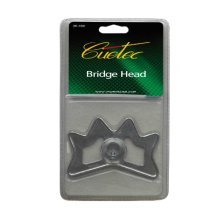 Cuetec Billiard/Pool Cue Accessory: Permanent Bridge Head, Aluminum