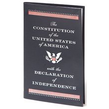 The Constitution of the United States of America with the Declaration of Independence (Barnes Noble Collectible Editi)