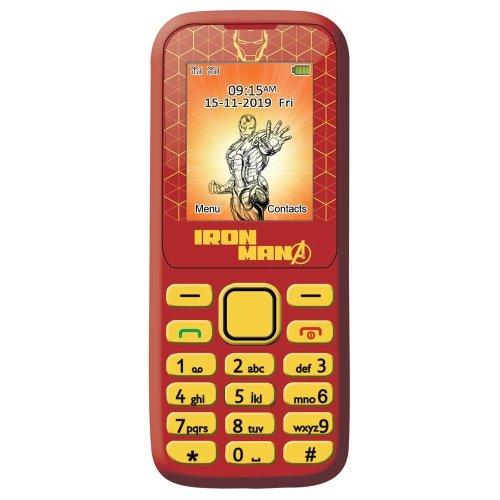 Lexibook GSM20AV Avengers Dual Sim Mobile Phone