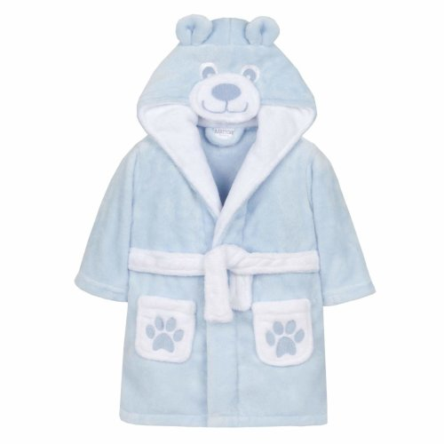 66bcd9665 Baby Dressing Gown Super Soft Plush Fleece from 6 months to 18 months Boy  or Girl on OnBuy