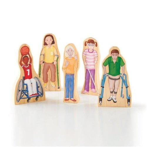 Wedgies Special Needs Set