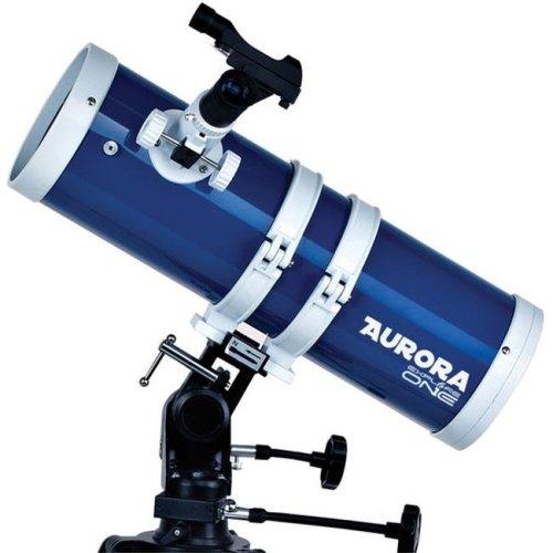 ExploreOne 88-10114 Aurora 114 mm AZ Telescope