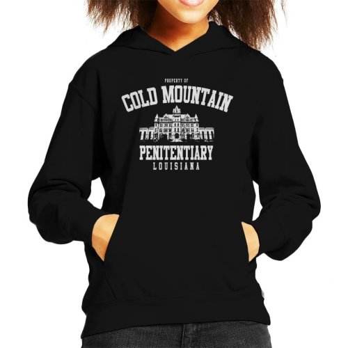 Cold Mountain Penitentiary The Green Mile Kid's Hooded Sweatshirt