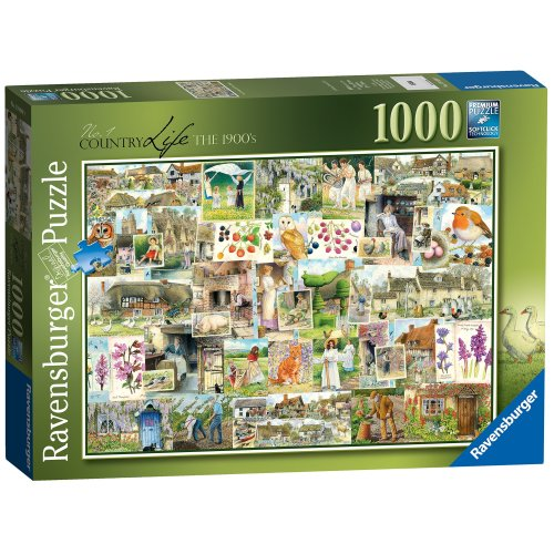 Ravensburger Country Life No 1 - The 1900's 1000pc Jigsaw Puzzle
