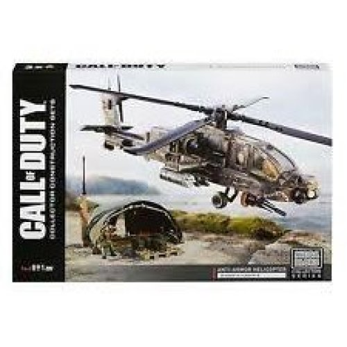 Mega Bloks DPB60 Call Of Duty - Anti-Armor Helicopter, construction and construction toys
