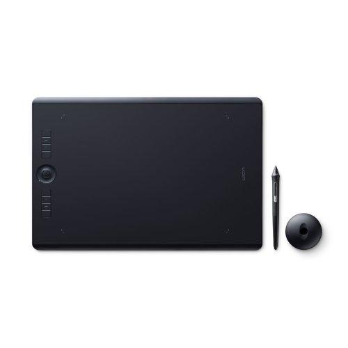 Wacom Intuos Pro 5080lpi 311 x 216mm USB/Bluetooth Black graphic...