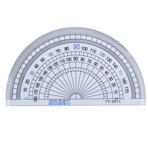 Protractor 10CM Pack Of 10