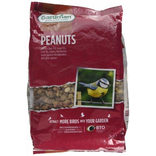 Gardman Peanuts, Brown, 1.8 kg