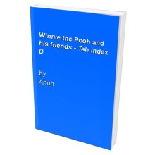 Winnie the Pooh and his friends - Tab Index D