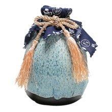 [C] Ceramic Empty Wine Bottle Creative Wine Jar Chinese Style Small Flagon