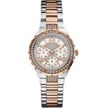 GUESS Two-Tone Ladies Watch U0111L4