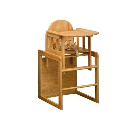 East Coast Combination Highchair (All Wood)