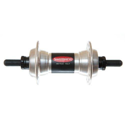 SHIMANO FRONT Solid Axle 36 hole WHEEL HUB (100mm OLN) HB-TS30 Italy New