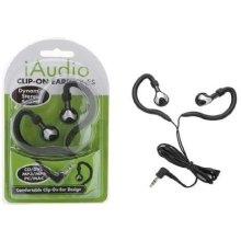 Clip On Sports Earphones - Clip-on Earphones Comfortable Music Mp3 Accessory Gadget