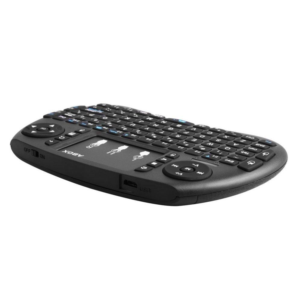 Globmall Mini Keyboard, 2017 Model I9 Wireless Handled Portable Mini  Keyboard