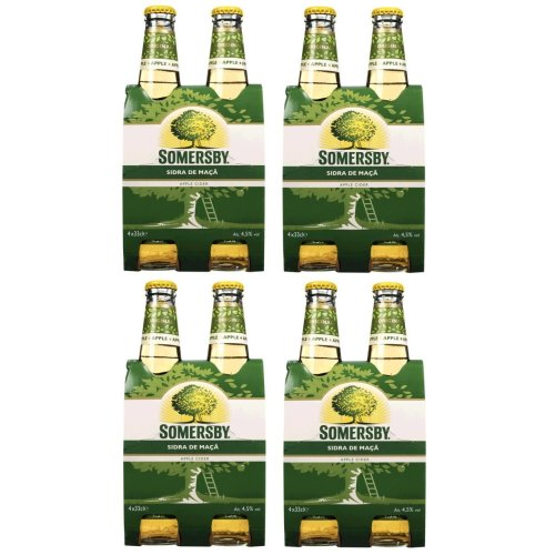 16pk Somersby Apple Cider - 16 x 33cl Bottles