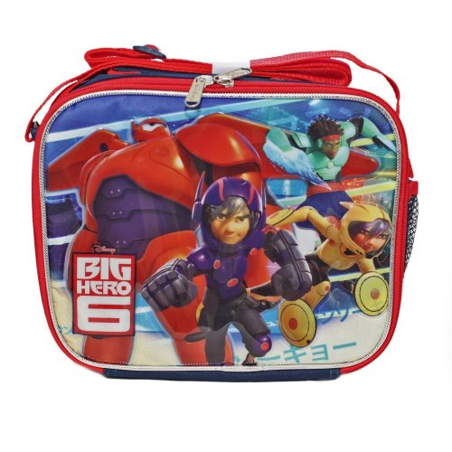 Lunch Bag - Disney - Big Hero 6 - Hamada Baymax New 622602