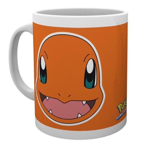 Pokemon Charmander Face Mug