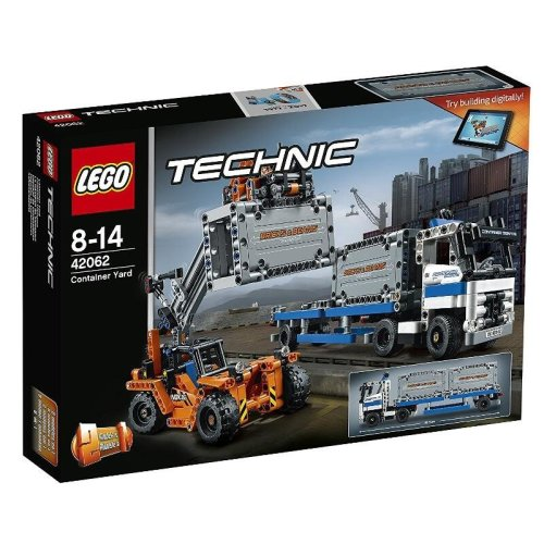 42062 Container Yard