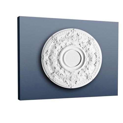 Orac Decor R38 LUXXUS Ceiling Rose Rosette Medallion | 71 cm diameter
