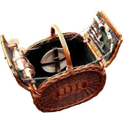 Cheltenham Fitted Picnic Basket
