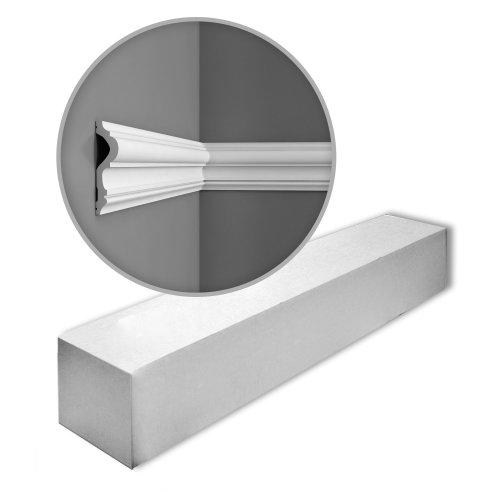 Orac Decor P8050 LUXXUS 1 Box 18 pieces Cornices Mouldings   36 m